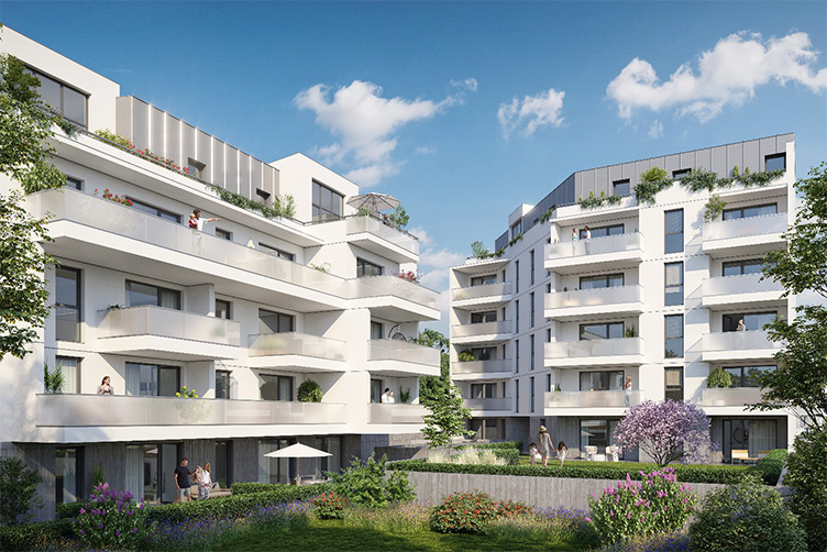 Appartement Neuf Chartres résidence Villa Inovya Promoteur Immobilier